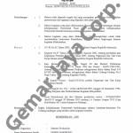 Surat Ijin Kepolisian Kegiatan LA Campus leag 1
