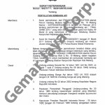 Surat Ijin Kepolisian Kegiatan Penyulutan Kembang Api 1