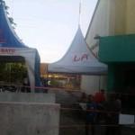 tenda parasol  Materi Lens of Shining Ethnic