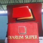 Meja counter djarum super