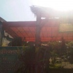 tenda booth kebon agung