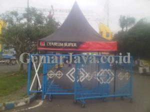 maintenance tenda djarum super